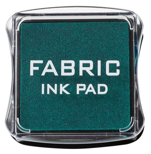 Fabric Ink Pad, verde
