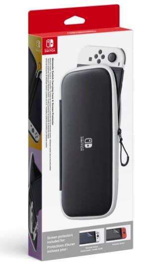 Switch OLED Tasche & Schutzfolie