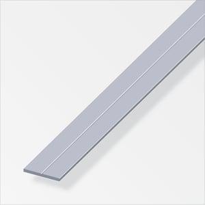 Barra piatta 15.5 x 2 mm naturale 1 m