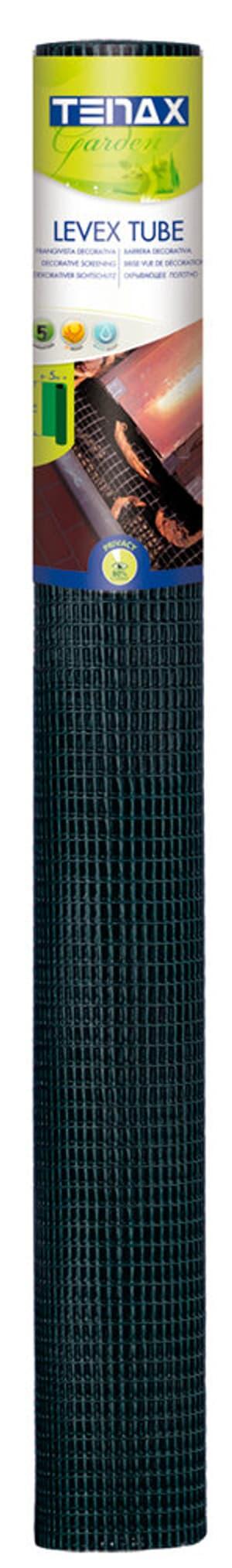 Kunststoffgitter für saubere Dachrinnen LEVEX TUBE