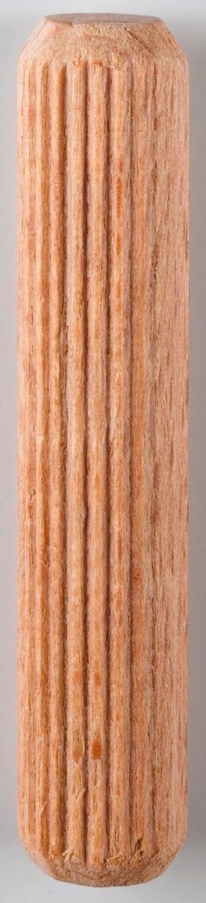 Holzdübel 6 x 30 mm, 50 Stk.
