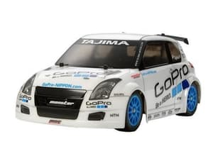 Tamiya Suzuki Monster Sport Super Swift