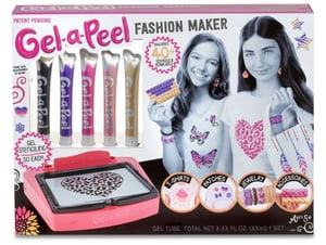 Gel-a-Peel Fashion Station