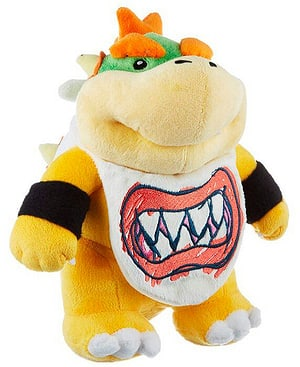 Nintendo: Bowser Jr - Peluche