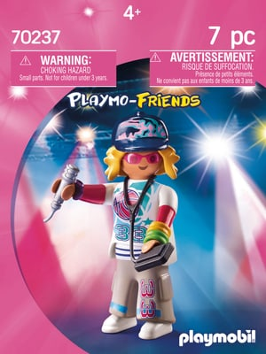 Rappeuse 70237 Playmobil