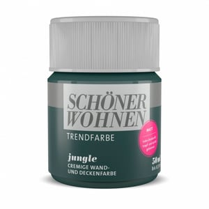 Trendfarbe Matt Tester Jungle 50 ml