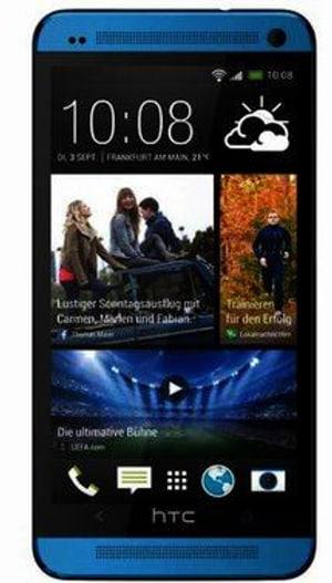 HTC One 32GB hellblau