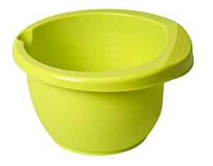 ONDA Rührschüssel 4l , Kunststoff (PP) BPA-frei, grün