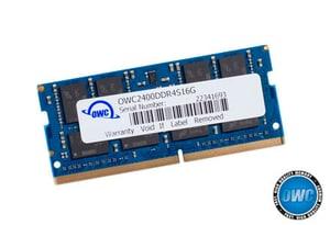 16GB 2400 MHz DDR4 Memory