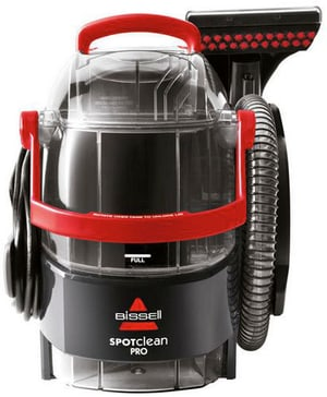 SpotClean Professional Fleckenreiniger 750 Watt, 6.5m Kabel, schwarz rot