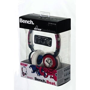 Bench Beat-Oct cuffia con fascia