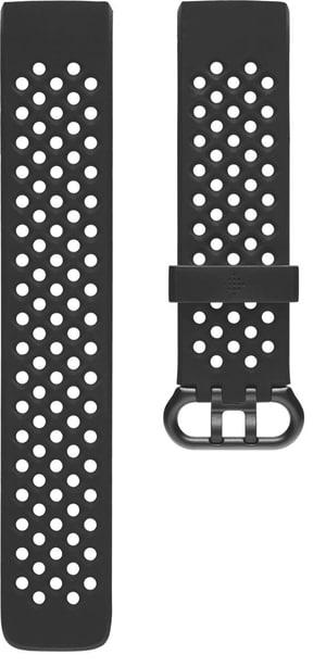 Charge 3/4 Cinturino Sport Nero Small
