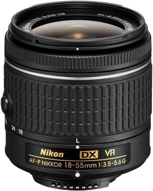 Nikkor AF-P DX 18-55 1:3,5-5,6G VR Objectiv