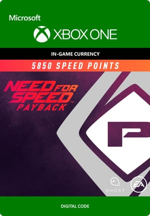 Xbox One - Need for Speed: 5850 Speed Points