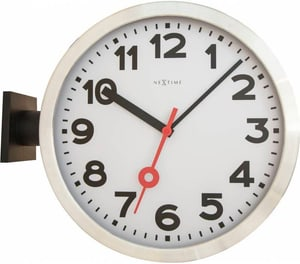 Horloge Murale Double Diamètre