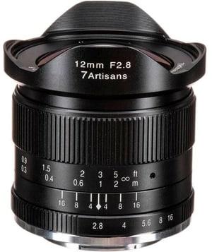 12 mm F2.8 Fuji X