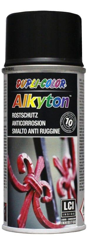 Aerosol de peinture antirouille antirouille Alkyton