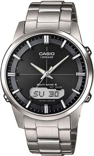Casio montre LCW-M170TD-1AER, argent
