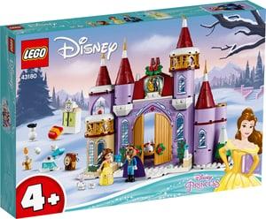 Disney Princess La festa d'inverno al castello di Belle 43180