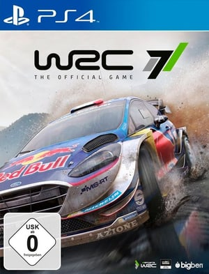 PS4 - WRC 7 D