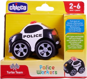 Charge & Drive RC Police