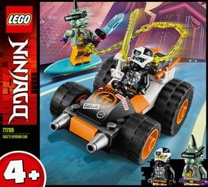 Ninjago 71706 Coles Speeder