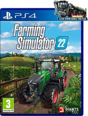 PS4 - Farming Simulator 22 (F/I))