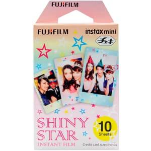 Instax Mini Shiny Star 1x10