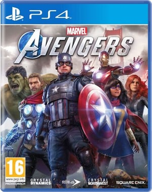 PS4 - Marvel's Avengers