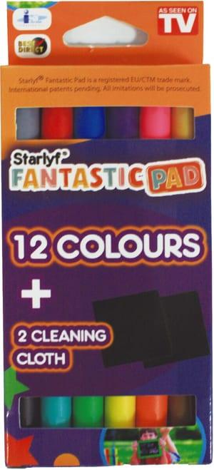 Fantastic PAD 6 Pens