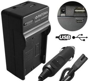 Chargeur pour batterie NP-BX1
