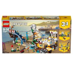 Lego Creator Les montagnes russes des pirates 31084