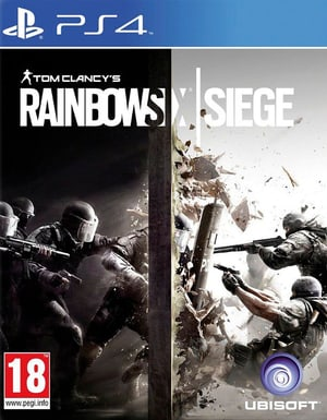 PS4 - Rainbow Six SiegeD