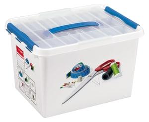Nähkasten Multibox, 22L mit Einsatz