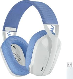 G435 LIGHTSPEED Wireless Gaming Headset (white)