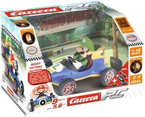 Carrera RC Luigi Kart 8