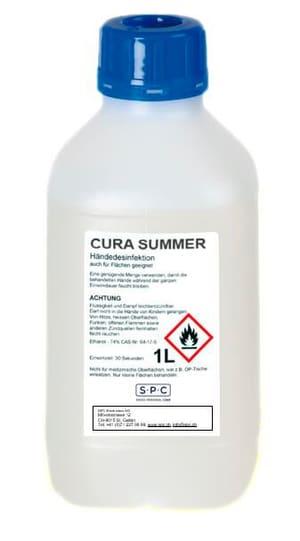Cura Summer 1l Zitronenduft