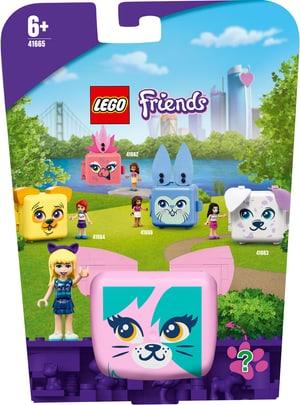 Friends 41665 Il cubo del Gatto di Stephanie