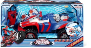 W14 MAJORETTE SPIEDERMAN RC ULTIMATE CAR
