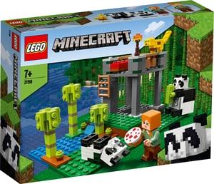 Minecraft 21158 Der Panda-Kindergarten
