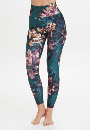 France W Printed Tights