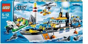 W13 LEGO CITY EINSATZ KÜSTENWACHE 60014