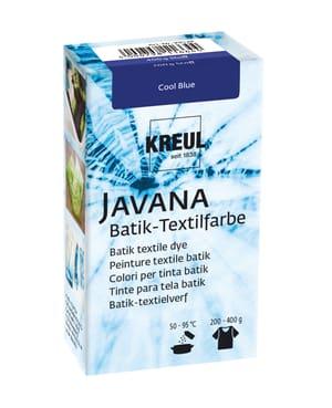 KREUL Javana Batik-Textilfarbe Cool Blue 70 g