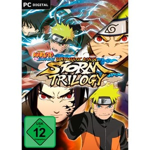 PC - Naruto Shippuden: Ultimate Ninja Storm - Trilogy - D