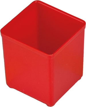 L-BOXX Einsatzbox A3 rot, 48Stk.