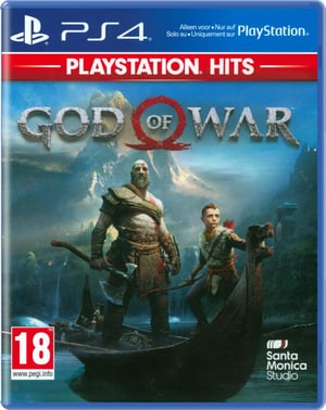 PS4 - PlayStation Hits: God of War