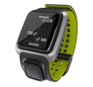 TomTom Golfer Watch grigio/verde