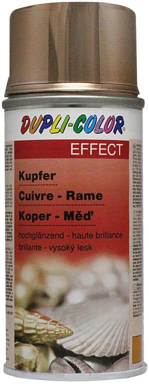 Effect Kupfer hochglänzend