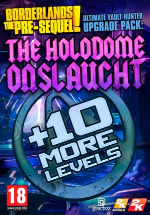 PC - Borderlands The Pre-Sequel: Ultimate Vault Hunter Upgrade Pack: The Holodome Onslaught