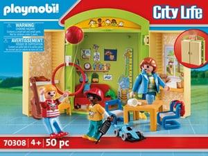 Playbox Asilo 70308 Playmobil
